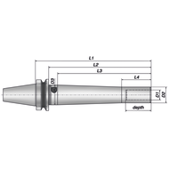 433803 Hydrodehnspannfutter Typ HG PENCIL DIN ISO 7388-2AD