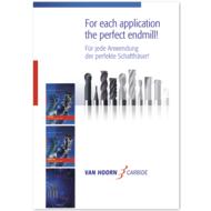 van Hoorn VHM Fräser Katalog